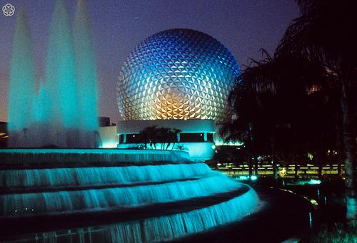 Epcot Theme Park, 1 day entry for two