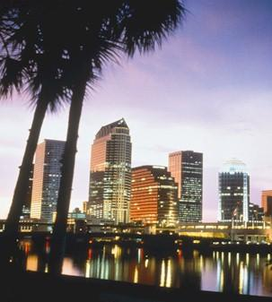 Accommodation in Tampa Florida for 1 night