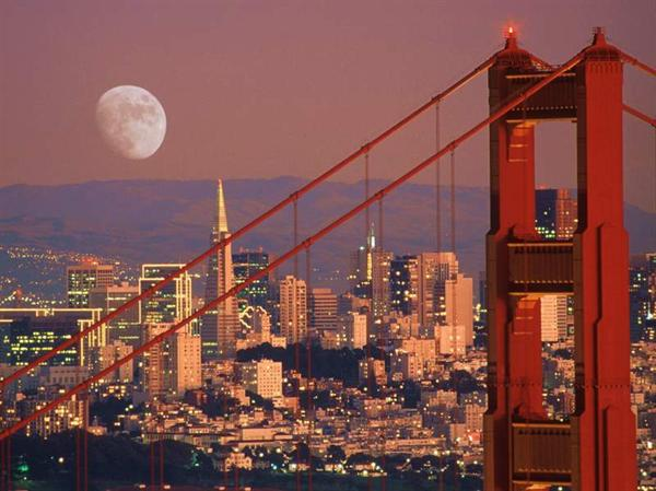 Accommodation in San Fransisco for 1 night
