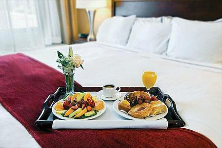 Room Service Breakfast for 2