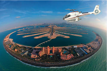 1/2 of the cost of the Helicopter flight in Dubai Total Cost $220