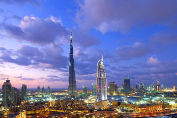 5-Hour Private City Tour of Dubai's Top Attractions: Burj Al Arab, Jumeirah Mosque, Dubai Museum