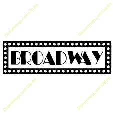 Admit 1 Broadway