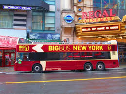 NYC by Bus