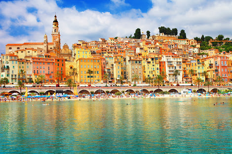 2 NIGHTS IN THE FRENCH RIVIERA