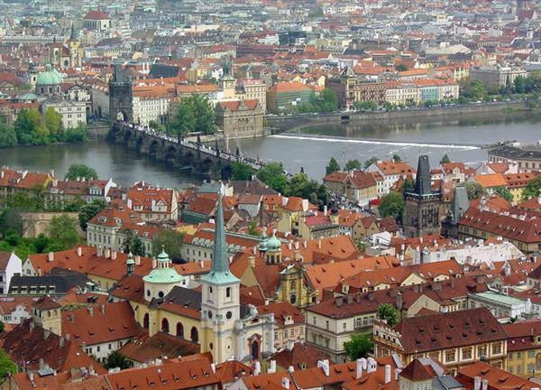 3 NIGHTS IN PRAGUE