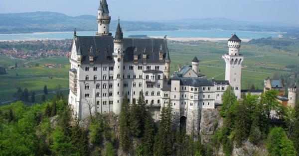 Bavarian Castle Tour