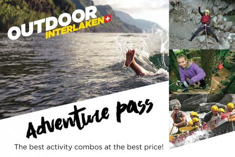 Adventure Pass - Interlaken