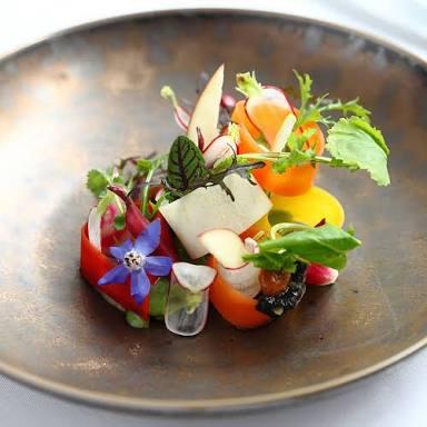 Degustation Dinner - Kei Restaurant (Paris)