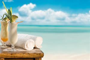 Och & Keys Travel Registery - Honeymoon registry Somewhere w/ beautiful beaches & endless cocktails