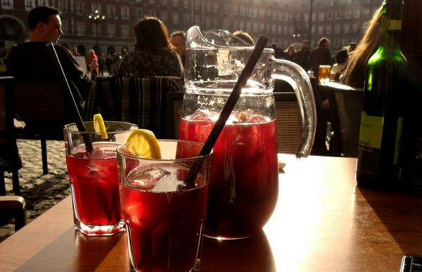 Sangria and Tapas in Barcelona