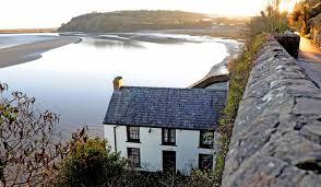 Dylan Thomas Boathouse, Wales