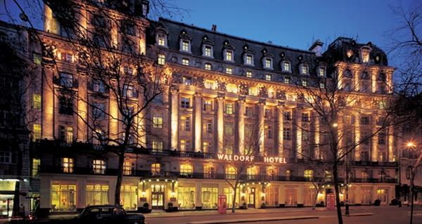 The Waldorf Hilton - London