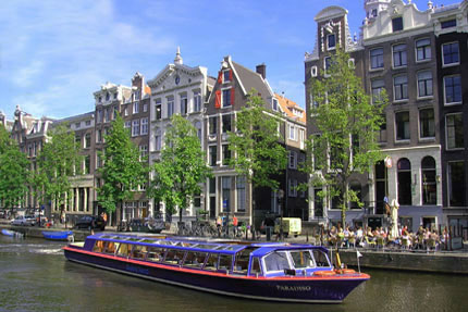 Canal Cruise - Amsterdam