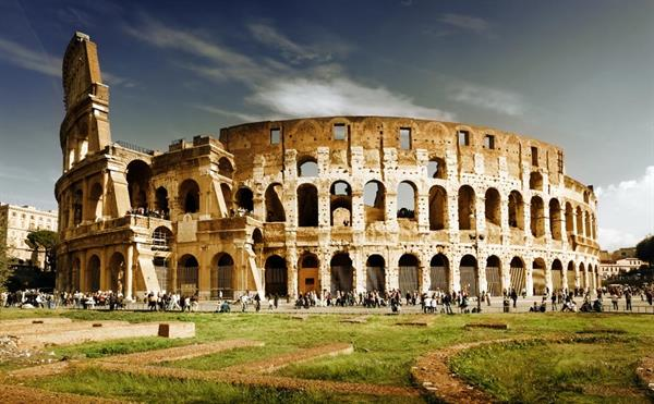 Rome of the Emperors and Gladiators including the Colosseum