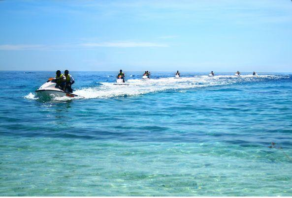 Fiji Jet Ski Safari