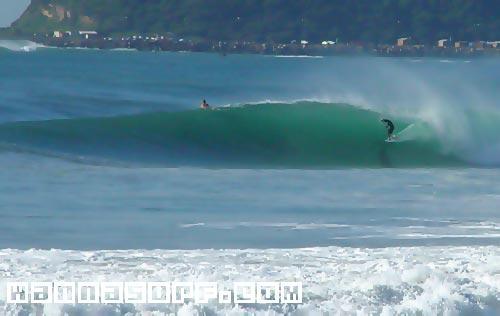 Durban surfing