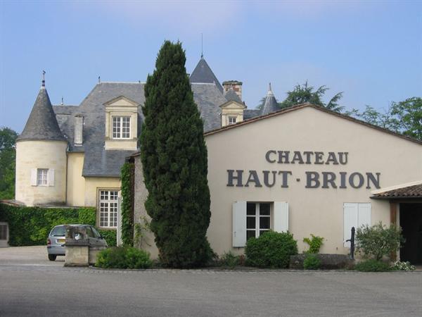 Wine Tour at Château Haut-Brion