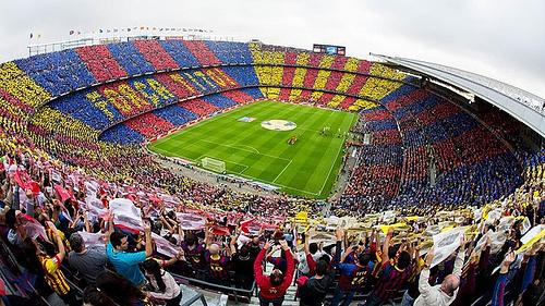 Tour of Camp Nou