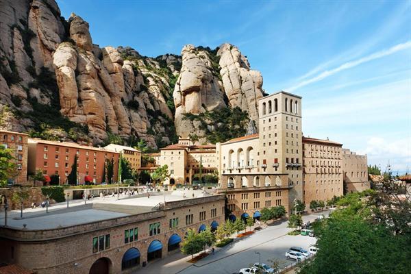 Trip up to Montserrat Barcelona