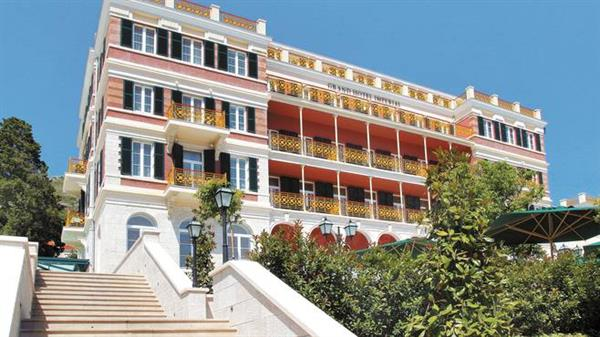 One night in a King Hilton executive room at the Hotel Imperial Dubrovnik