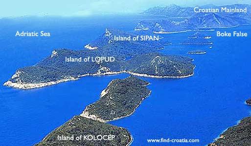 Day trip to Elafiti Islands (Dubrovnik)