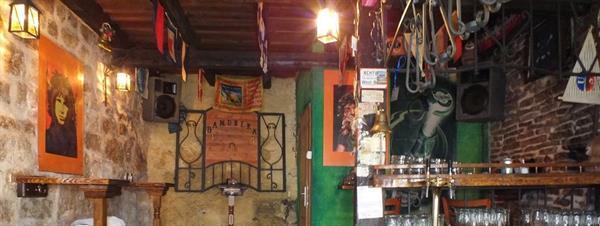 Drinks at Bandiera (Kotor)