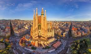 Tour of Sagrada Familia
