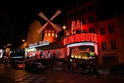 Tickets to Moulin Rouge