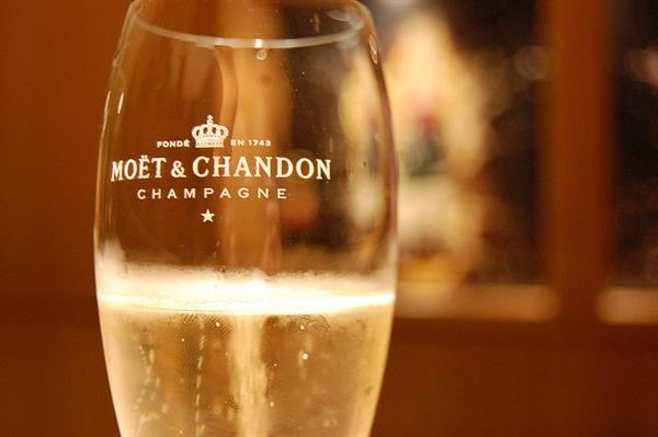 Moet and Chandon Tour