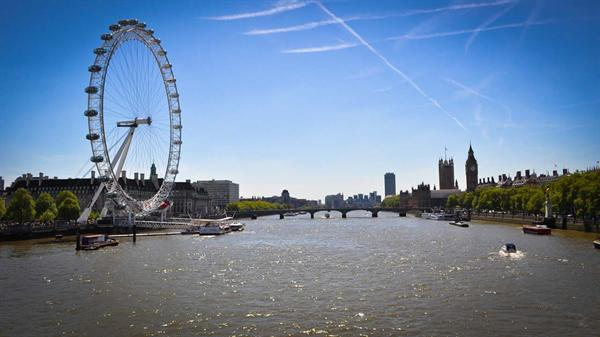 Two tickets on the London Eye