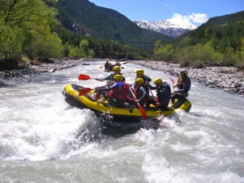 Rafting - French Alps