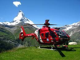 Air Zermatt Helicopter Tour
