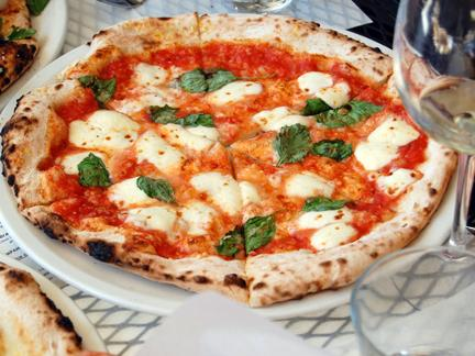 Pizza in Italy