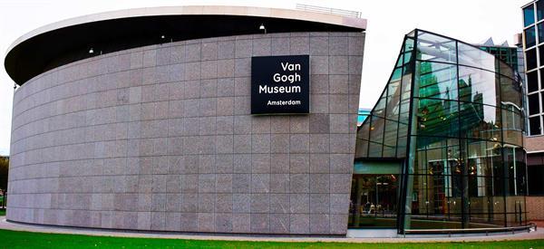 Van Gogh Museum Tour!