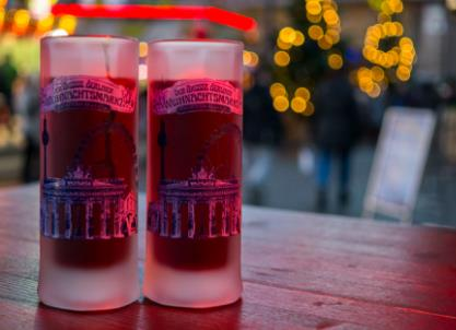 Ghuhwein at the Christmas Markets