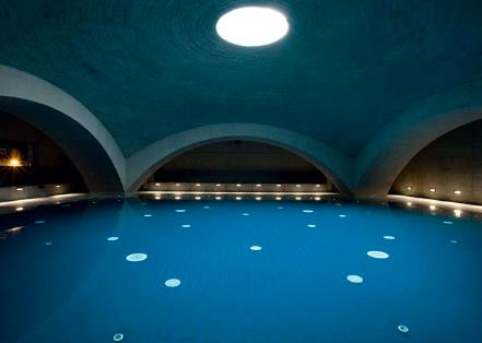 Liquidrom Thermal Baths