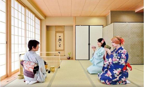 Tea Ceremony in Osaka