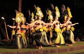 Cultural experience/luau