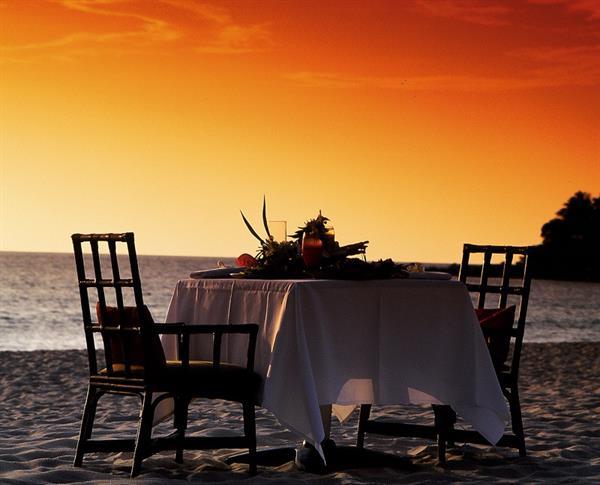Dinner on Oahu
