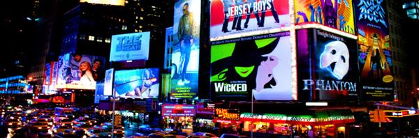 Tickets to a Broadway Musical