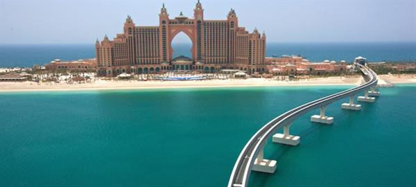 Accommodation in Dubai and Singapore