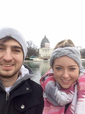 Mr & Mrs Blake Go Round the World - Honeymoon registry Round the World