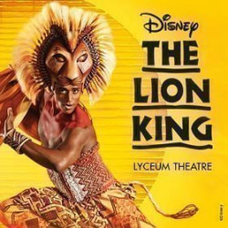 Lion King in West End