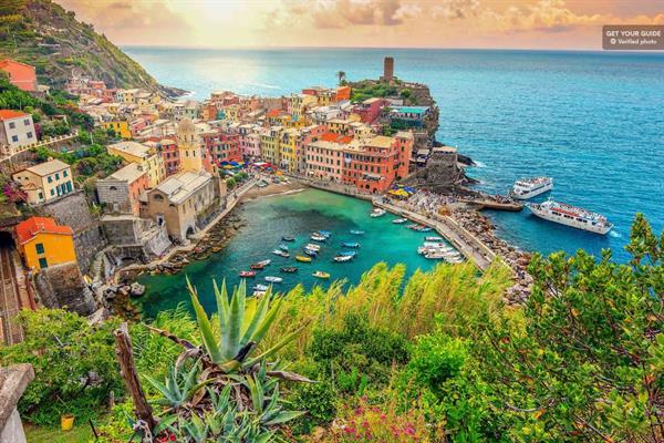 Trip to Cinque Terre