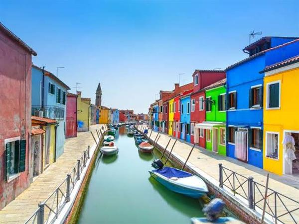 Trip to Murano, Burano and Torcello