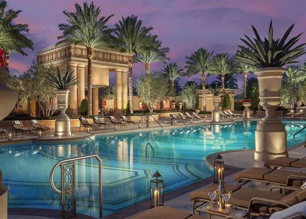 A night at the Palazzo