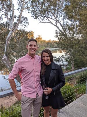 Gab and Dan's Wedding - Honeymoon registry New Zealand