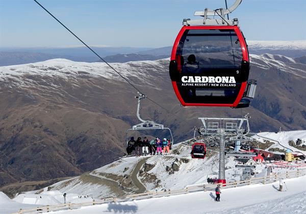 Cardrona Ski Resort - Single Day Lift Passes