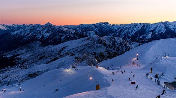 Coronet Peak, The Remarkables Ski Resort - 4 day Lift Passes